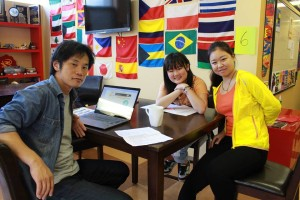 World Map Drawing Party4