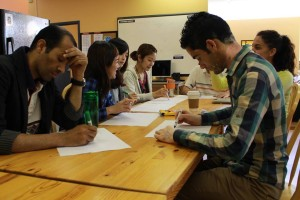 World Map Drawing Party5
